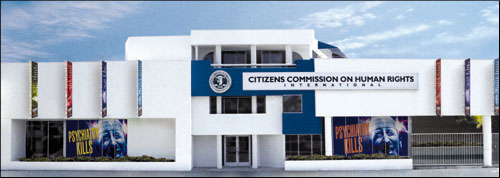 CCHR International in Los Angeles, CA