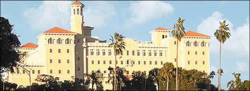 The Church of Scientology's new 380,000 square-foot religious services center