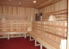 El singular programa de desintoxicación de sudado en sauna. 323-962-2404 | 800-210-3060