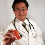Medico recetando xanax