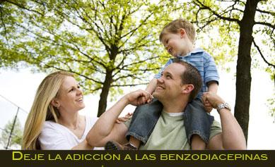 Rehabilitacion de benzodiazepinas