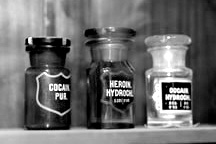 Old Drug Labeled Medicine