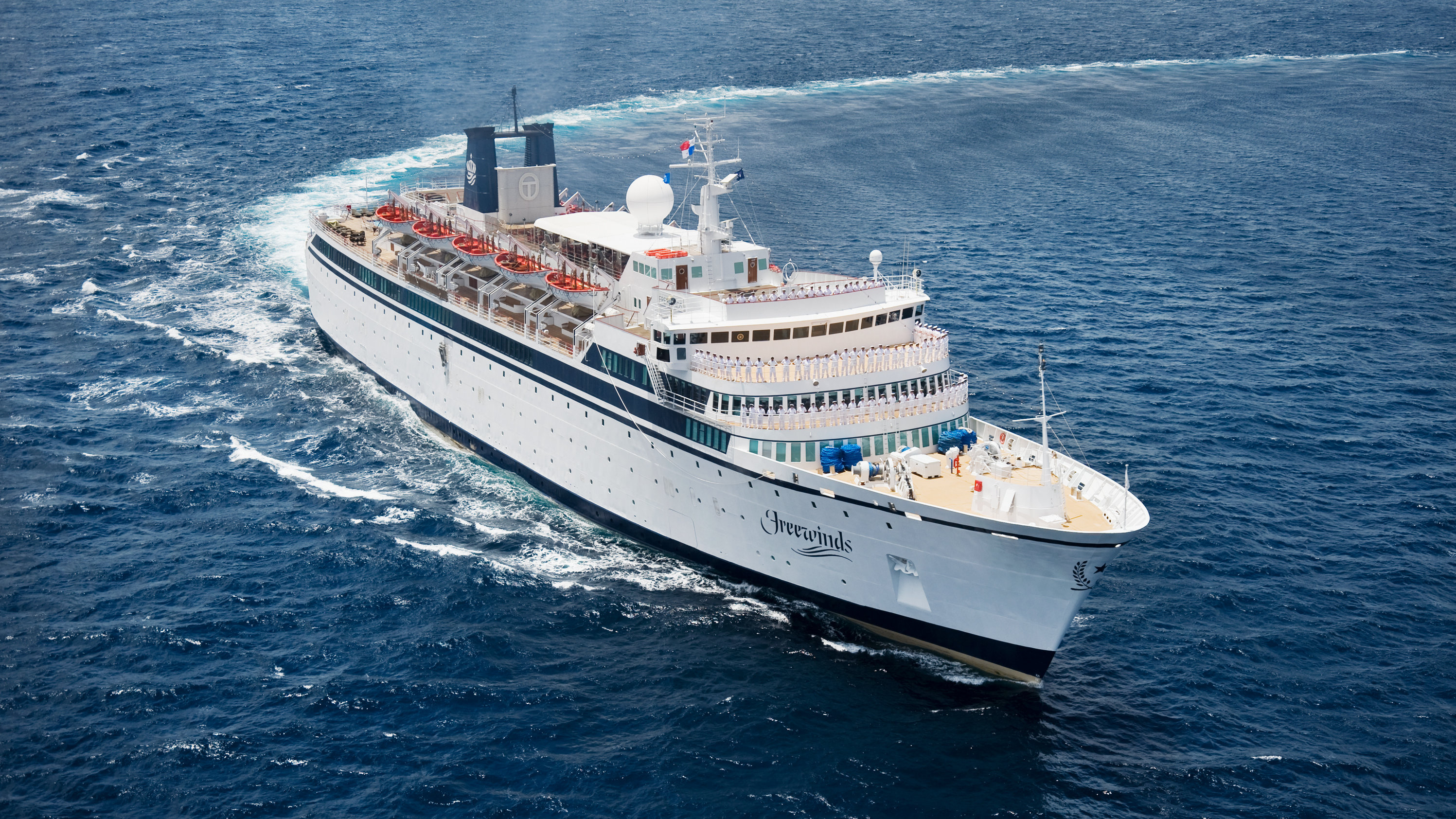 freewinds sea organization motor vessel