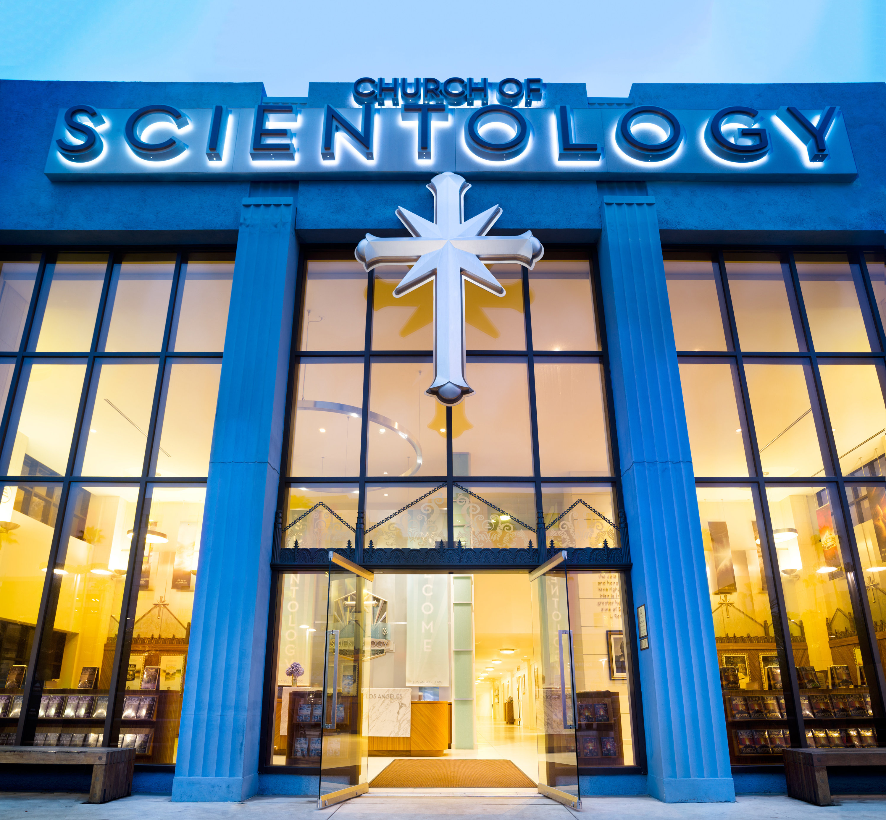 l ron hubbard and church L ron hubbard - church of scientology fbi files 2,826 pages of fbi files covering l ron hubbard and the church of scientology archived on cd-rom.