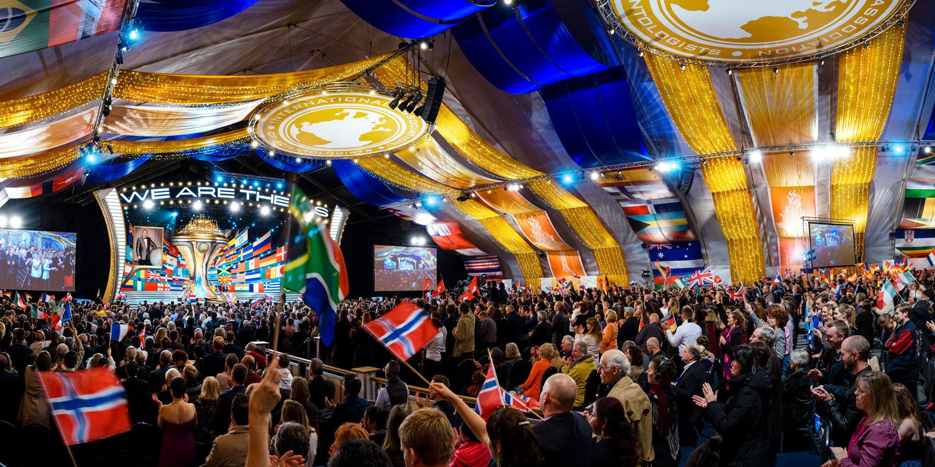 International Association of Scientologists anniversary