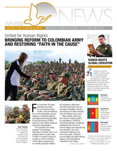 Newsletter Winter 2015