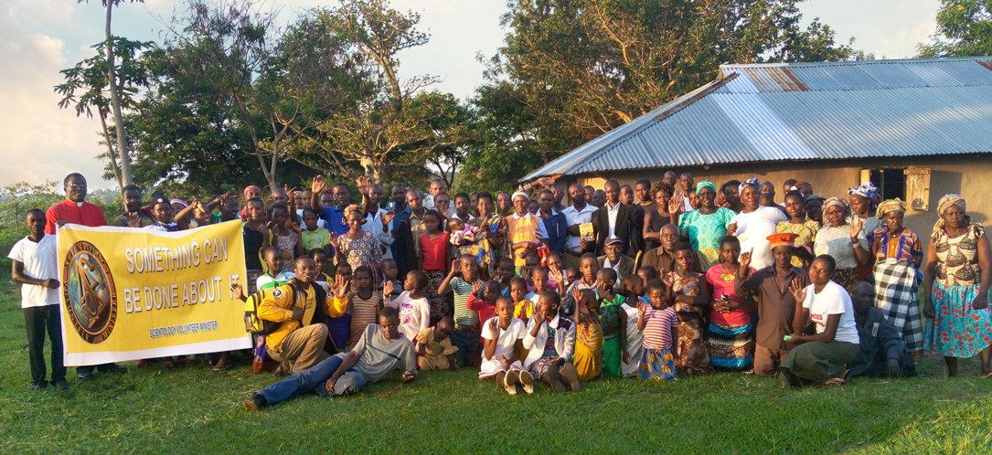 Volunteer Ministers in Kenya