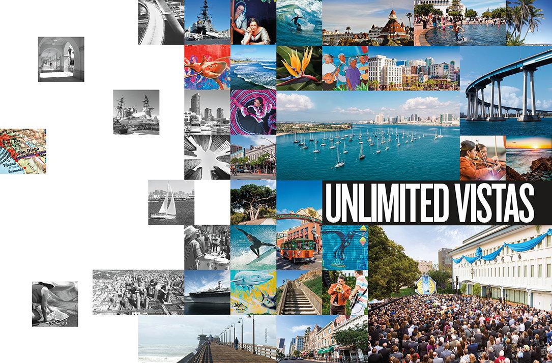 Unlimited vistas