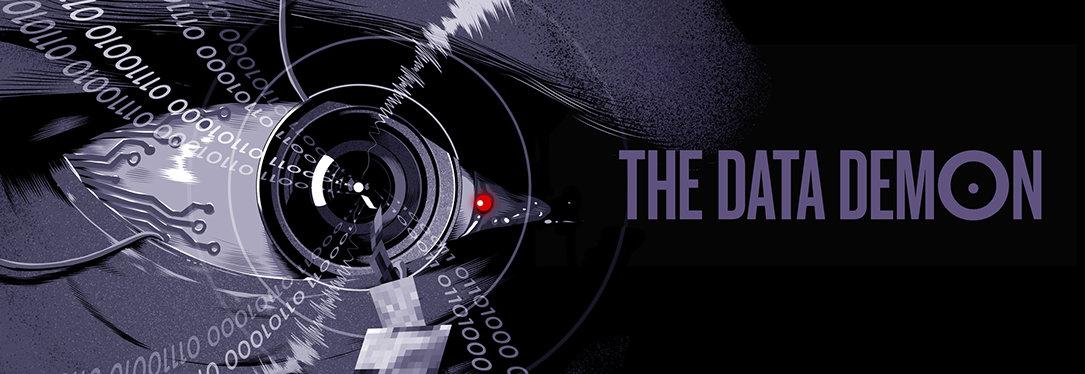 The data demon illustration
