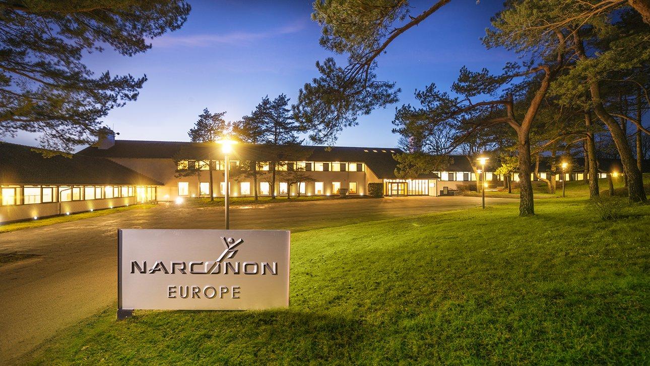 Narconon v Evropě