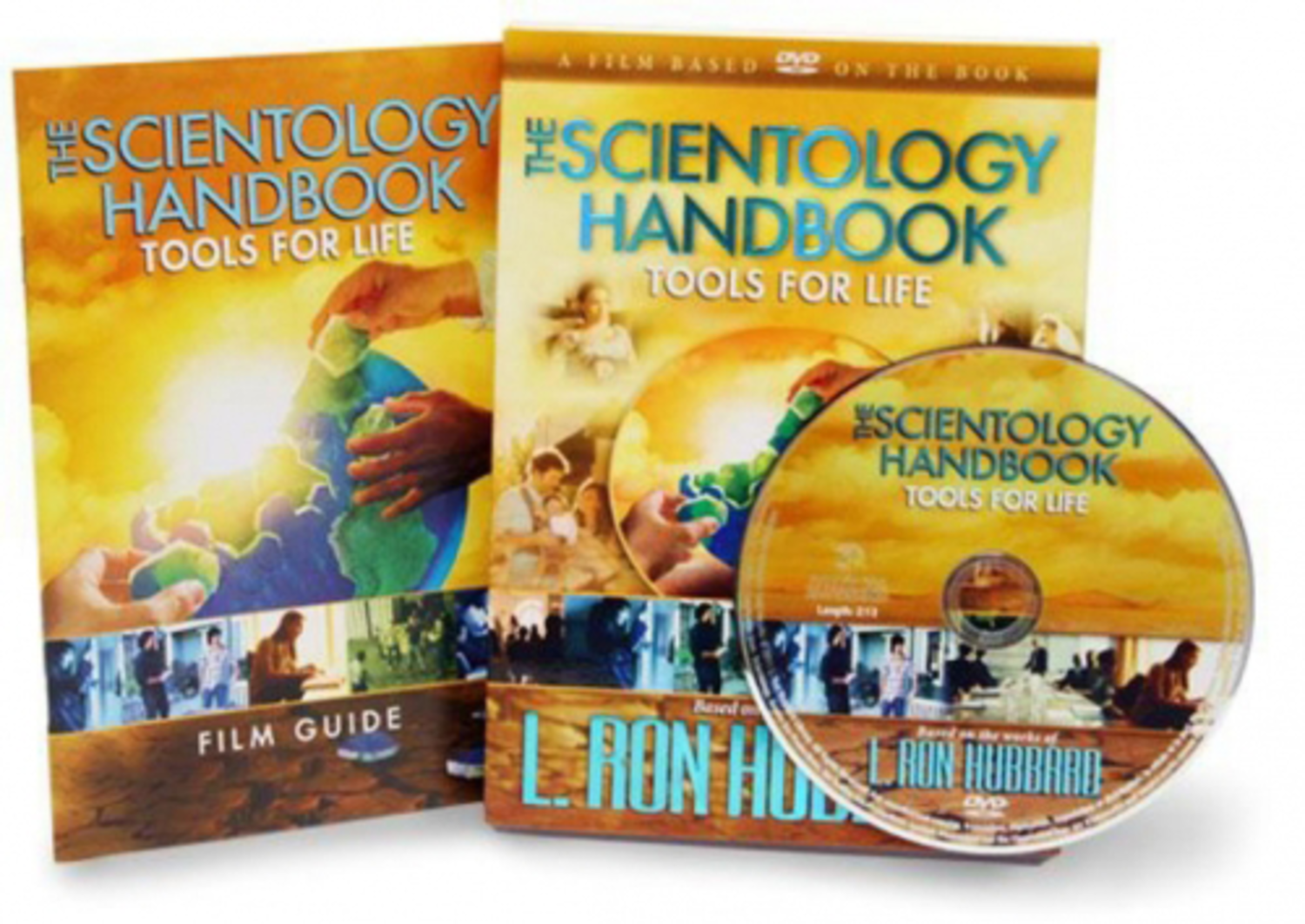 Why is scientology recognised as a religion?