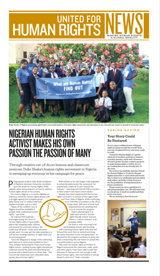 Human Rights Newsletter