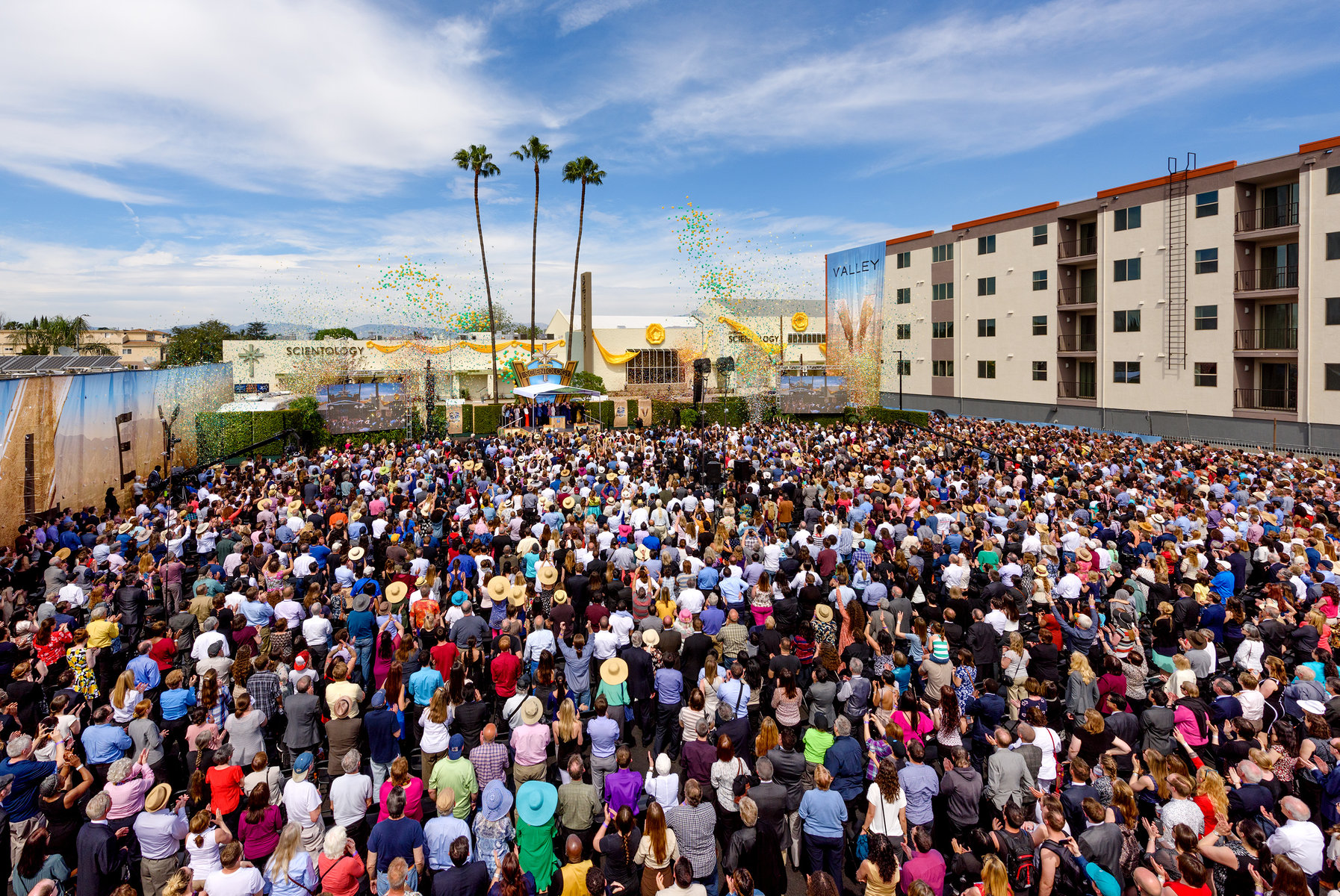 Grand opening, Church of Scientology of the San Fernando  Valley
