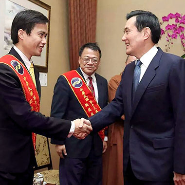 Narconon Taiwan erkend door de Taiwanese president