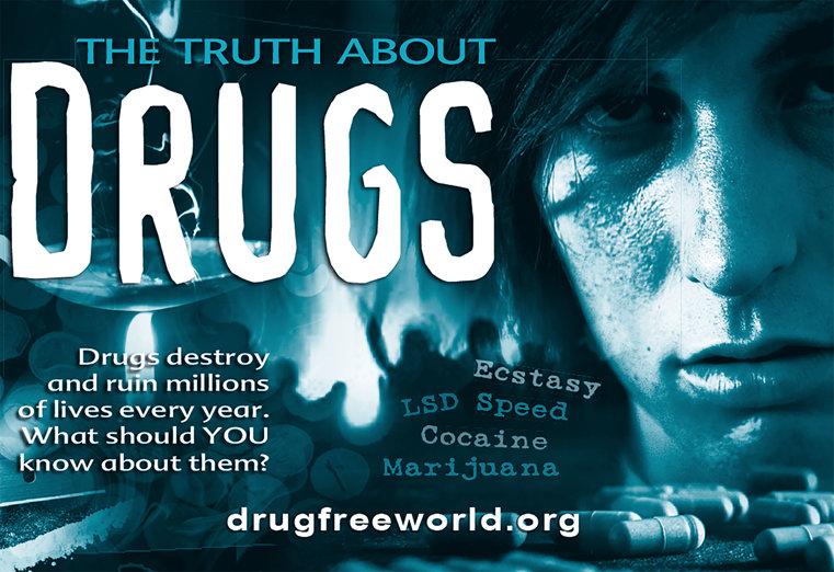 Het boekje De Feiten over Synthetische Drugs