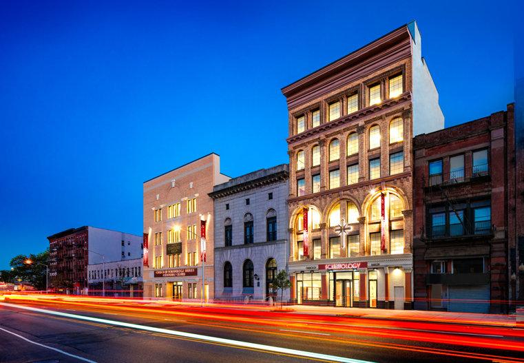 Church of Scientology Harlem