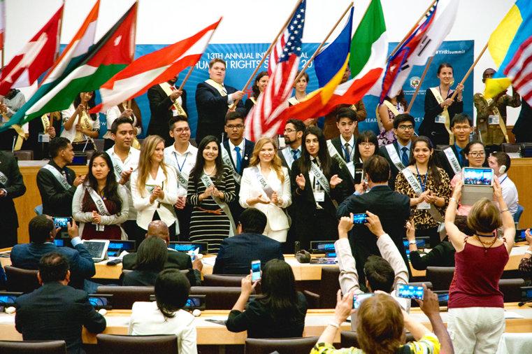 Internationale Mensenrechten top