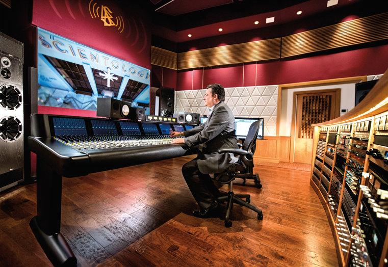 Master Mix Room