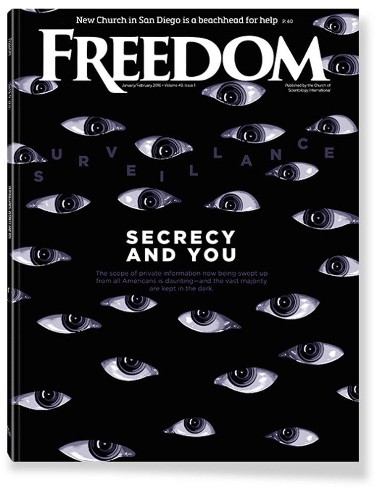 Freedom Magazine. February 2017