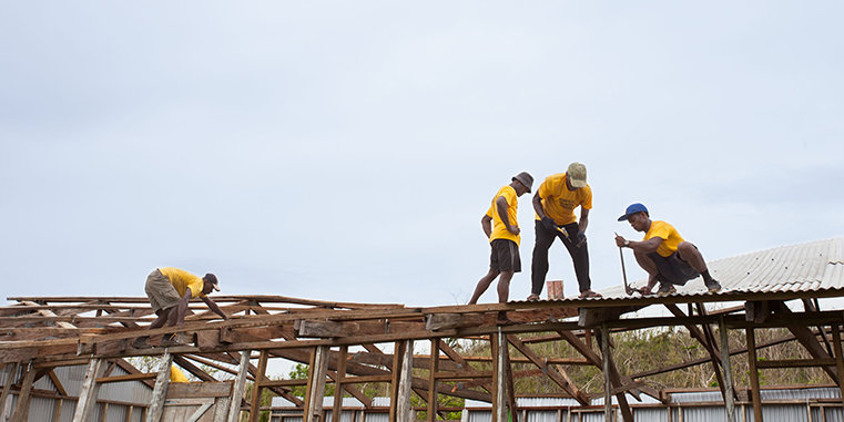Fiji: Rebuilding Lives