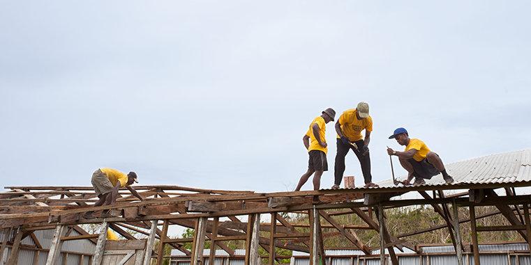 Fiji: Levens herstellen