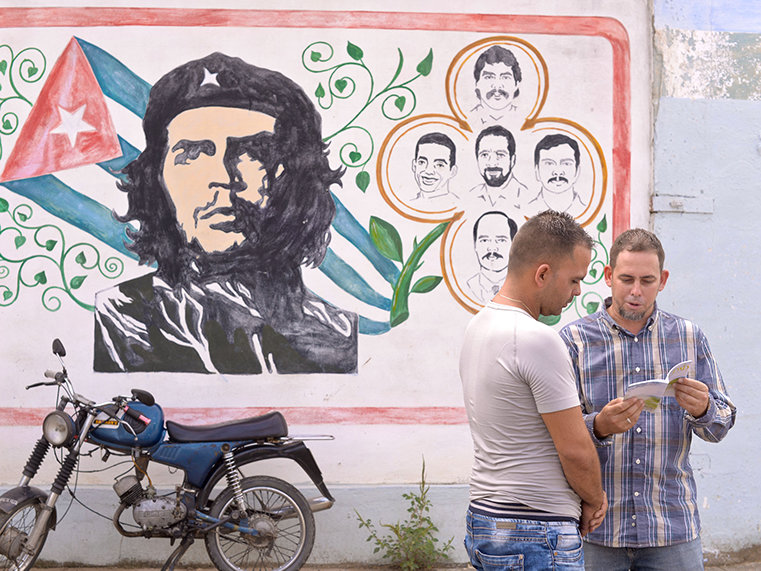 De Weg naar een Gelukkig Leven Cuba
