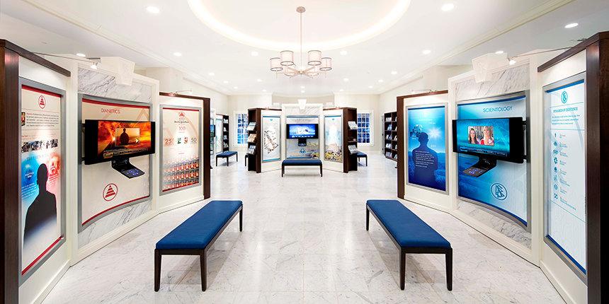 Scientologické informační centrum pro veřejnost - SCIENTOLOGY PUBLIC INFORMATION CENTER