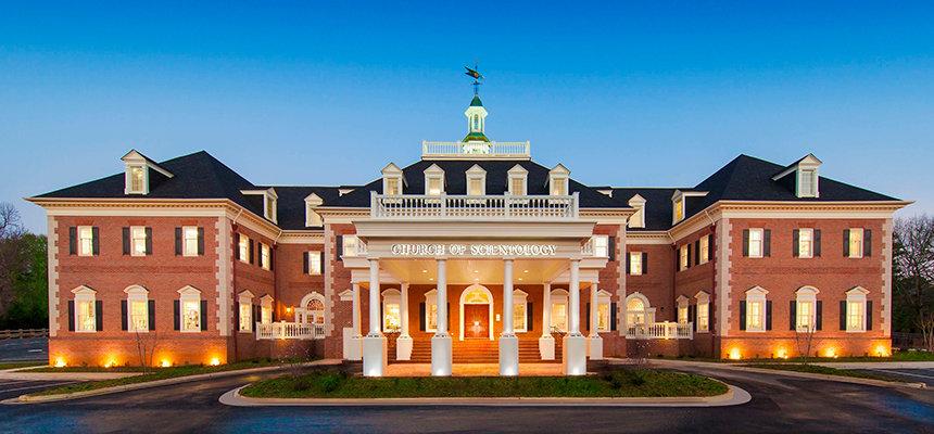 První Ideální budova scientologické organizace v Atlantě ve státe Georgia - FIRST IDEAL SCIENTOLOGY CHURCH ATLANTA GEORGIA