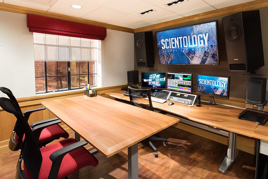 SCIENTOLOGY MEDIA PRODUCTIONS - Scientologické mediálně produkční centrum