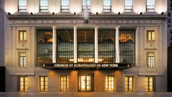 Church of Scientology Celebrity Centre New York ...