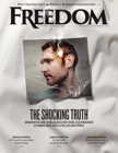 Freedom Magazine. The Shocking Truth issue cover