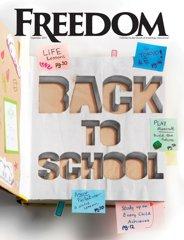 Freedom of Expression - Freedom Magazine