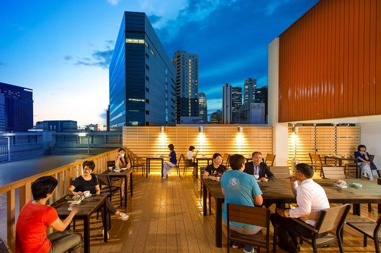 Tokyo Ideal Org Café