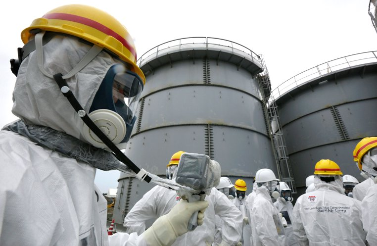 Inspection of the Fukushima meltdown