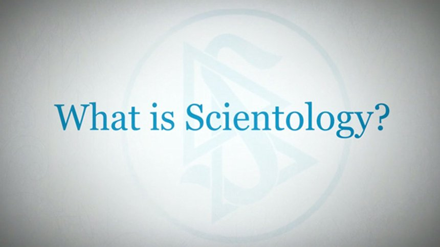 What does scientology worship?